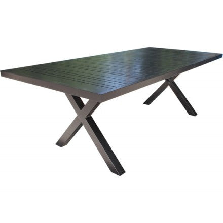 "Milano Dining 84"" Rectangular Table"