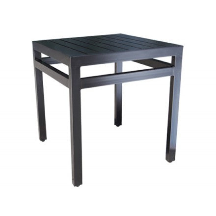 Milano Accent Table Square Side Table