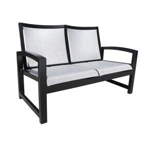 Millcroft Deep Seat Loveseat by Cabana Coast -  Dark Rum