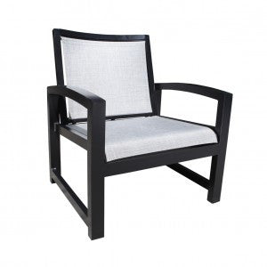 Millcroft Deep Seat Chair by Cabana Coast -  Dark Rum