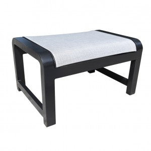 Millcroft Deep Seat Ottoman by Cabana Coast -  Dark Rum