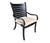 Monaco Dining Arm Chair by Cabana Coast