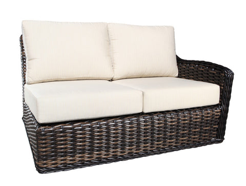 Nevada Sectional by Cabana Coast - Double Right Module - Espresso