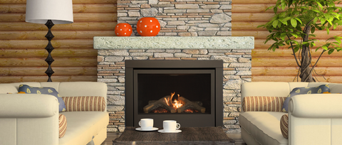 Savannah Limited Series Noble 36 Zero Clearance Gas Fireplace