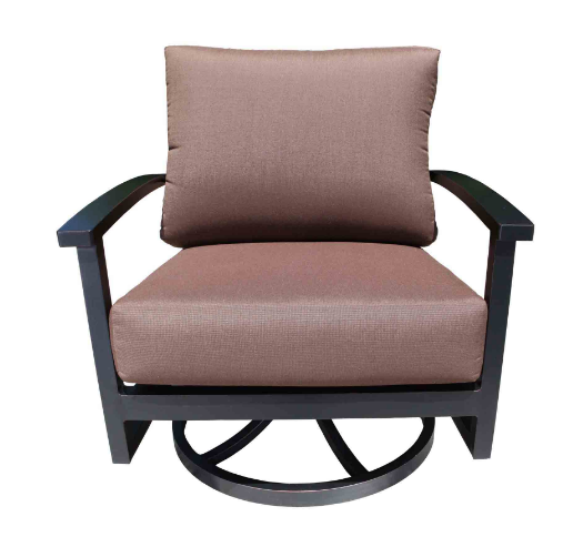 Oasis Deep Seat Swivel Rocker
