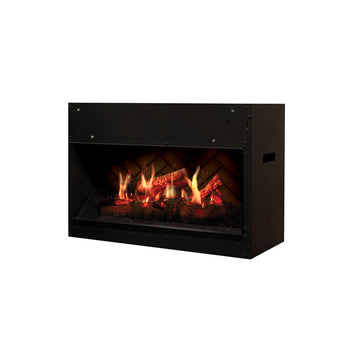 Opti-V Solo Electric Fireplace