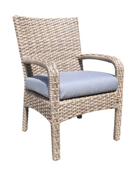 Pacific Dining Chair by Cabana Coast - Drift Teak