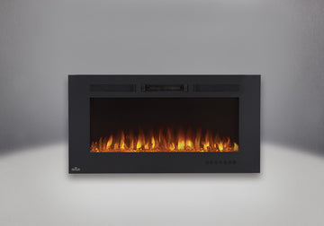 "Napoleon Allure Phantom 42"" Electric Fireplace"