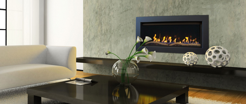Savannah Limited Series Pinnacle 55 Zero Clearance Gas Fireplace