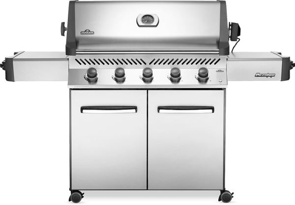 Napoleon Prestige 665 Stainless Steel Gas Barbeque