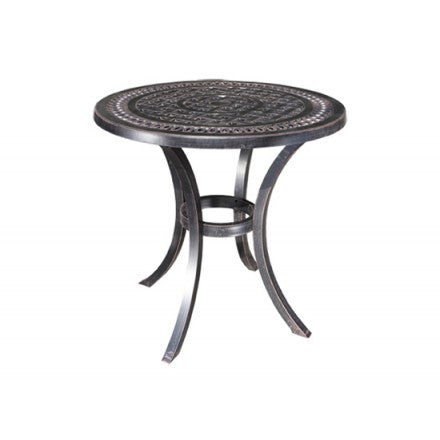 "Cabana Coast Pure 30"" Round Dining Table - Foster"