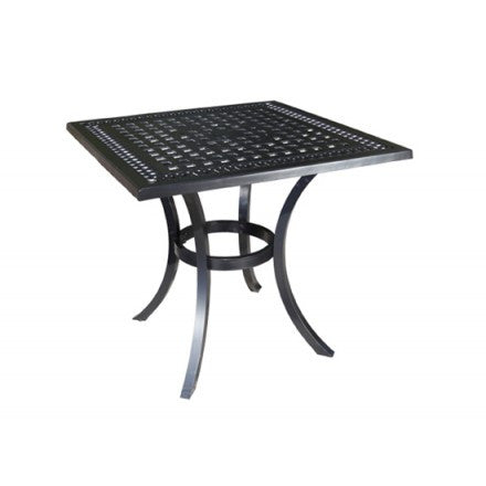 "Cabana Coast Pure 32"" Square Dining Table - Foster"