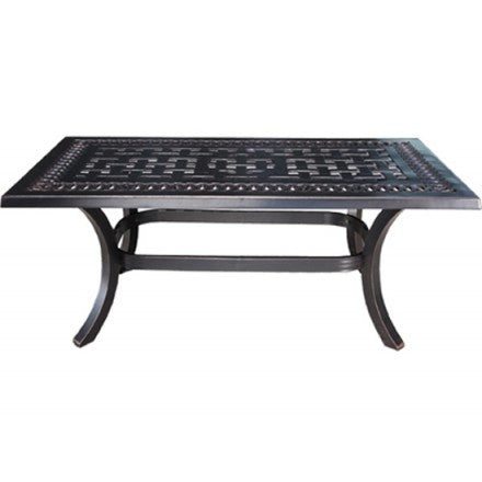 "Cabana Coast 41"" Rectangular Pure Coffee Table - Foster"