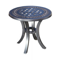 "Cabana Coast 22"" Round Side Table - Foster"