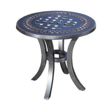 "Pure 22"" Round Side Table"