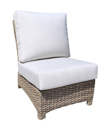 Riverside Sectional Slipper Chair by Cabana Coast