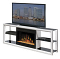 Novara Media Console Electric Fireplace