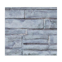 Napoleon Direct Vent Fireplace - HDX53 STARfire 52 - Decorative Brick Panels Antique White LEDGEROCK
