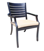 Mission Dining Armchair by Cabana Coast
