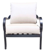 Carleton Deep Seat Lounge Chair by Cabana Coast