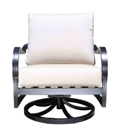 Carleton Deep Seat Swivel Rocker Chair by Cabana Coast