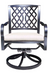 Carleton Dining Armchair by Cabana Coast
