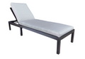 Cast Aluminum Chaise Lounge by Cabana Coast - Oasis