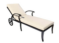 Pure Cast Aluminum Chaise Lounge by Cabana Coast