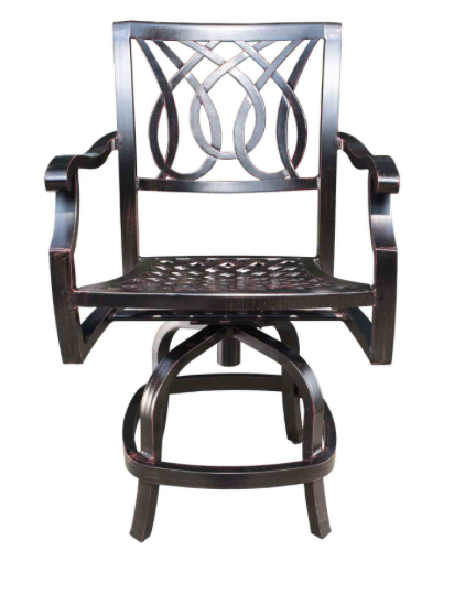 Cabana Coast Counter Height Stool for Outdoor Patio