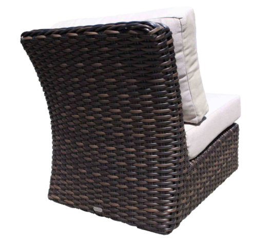 Seafair Deep Seat Slipper Chair