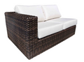 Louvre Sectional Left Module by Cabana Coast