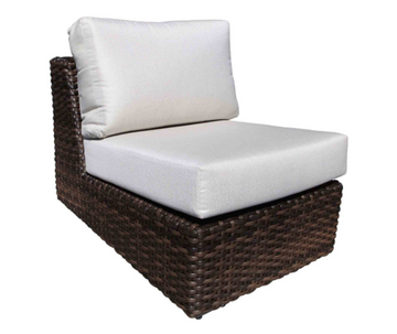 Louvre Sectional Slipper Module by Cabana Coast