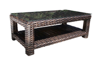"Louvre Rectangular 48"" Coffee Table"