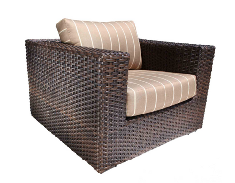 Louvre Deep Seat Lounge Chair