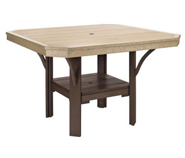 "T35 St. Tropez 45"" Square Dining Table"