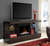 Camilla Media Console Electric Fireplace