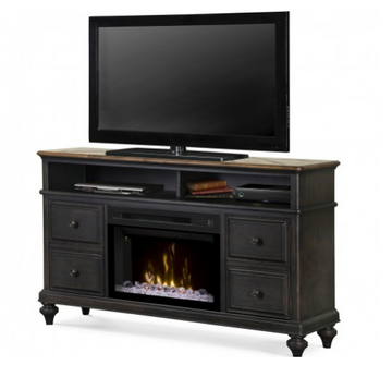 Hazel Media Console Electric Fireplace