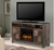 Wyatt Media Console Electric Fireplace