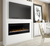 "Prism 50"" Wall-Mount - Dimplex Electric Fireplace"