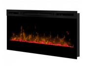 "Prism 34"" Wall-Mount - Dimplex Electric Fireplace"