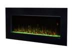"Nicole 43"" Wall-Mount - Dimplex Electric Fireplace"