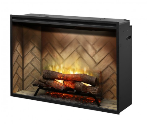 "Revillusion  42"" Firebox - Dimplex Electric Fireplace"