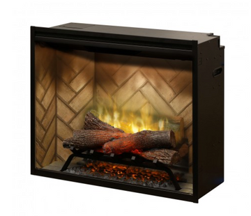 "Revillusion  30"" Firebox - Dimplex Electric Fireplace"