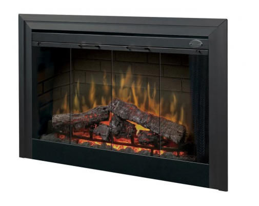 "45"" Standard Built-in Firebox - Dimplex Electric Fireplace"