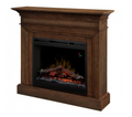 Harleigh Mantle- Dimplex Electric Fireplace