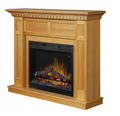 Wilson Mantle- Dimplex Electric Fireplace