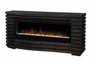 Elliot Mantle- Dimplex Electric Fireplace