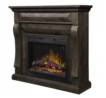 Samuel Mantle- Dimplex Electric Fireplace