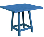 "TT13/TB23 40"" Square Pub Table"
