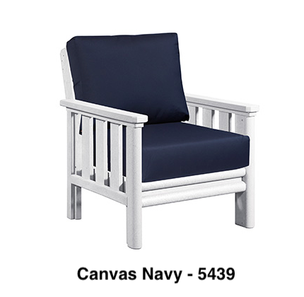 Canvas Navy - 5439
